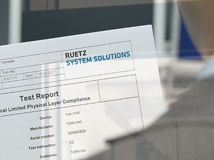 RUETZ SYSTEM SOLUTIONS Expands Testing Business to China